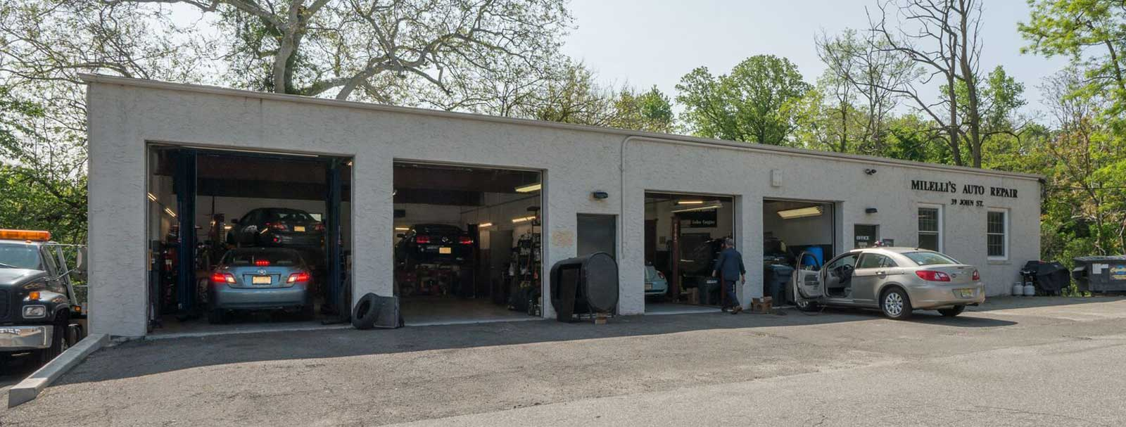 Milelli's Auto Repair & Towing in Morristown, NJ
